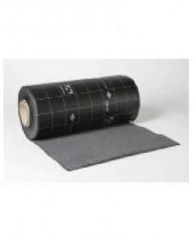 Ubiflex waterdichte laag 500 mm - rol 6 meter - grijs