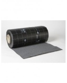 Ubiflex waterdichte laag 333 mm - rol 6 meter - grijs