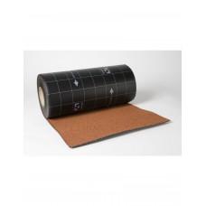 Ubiflex waterdichte laag 333 mm - rol 12 meter - natuurrood