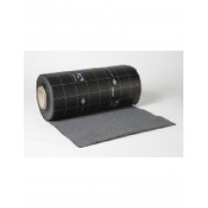Ubiflex waterdichte laag 333 mm - rol 12 meter - grijs