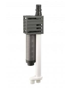Kompakt - platdak - RGA/LTV, MV/WTW ø125mm en riool