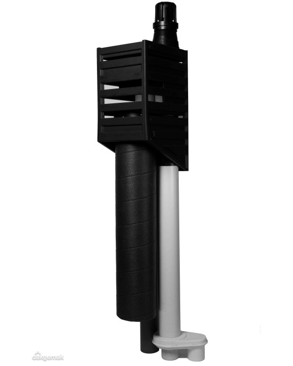 Kompakt 15-45° RGA-LTV-PAR/MV/WTW/Riool