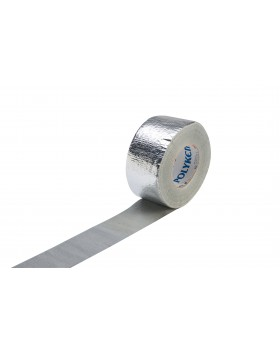 Gewapende ALU tape - 7,2cm x 55m