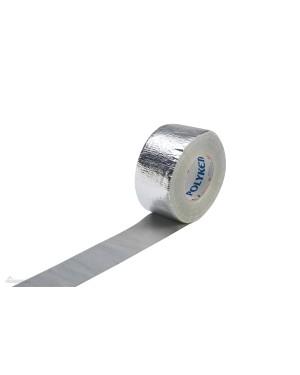 Tape gewapend ALU 72mm x 55m