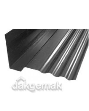 Verholengoot type 180-100 bxhxl = 18x10x150 cm PVC zwart