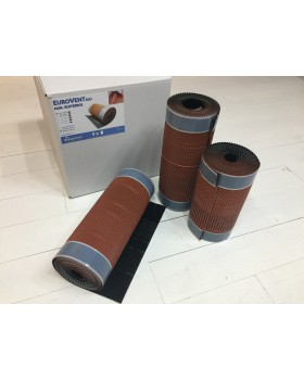 EuroVent Alu 40mm butyl NIEUW!!! (5MTR X 390 MM)