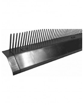 mini-kombi 55 mm / 90 mm / 100 cm werkend zwart LDPE