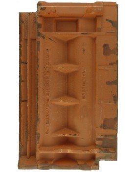 Nelskamp  D 15 vlakke mulden klikpanhaak