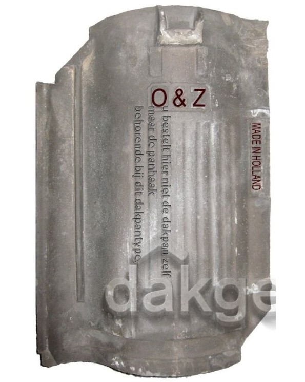 O&Z  OVH O&Z twintikker panhaak