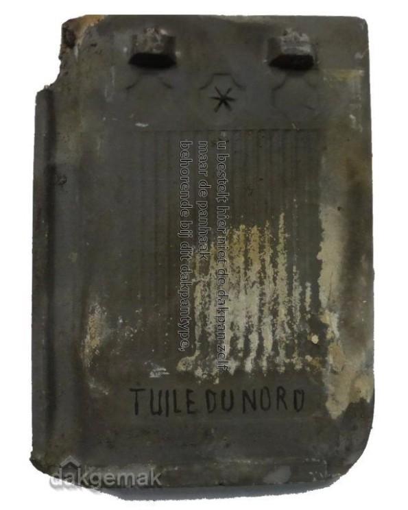 Onbekend merk  Tuile du Nord met ster tikpanhaak