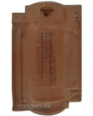 Wienerberger Koramic Pottelberg Vlaamse pan 401 klikpanhaak