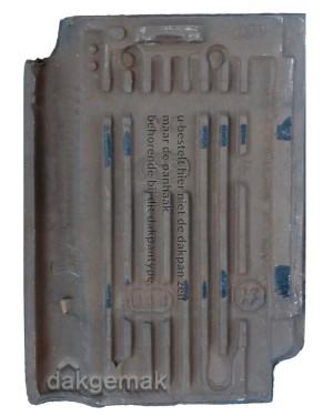 Imerys  Monopole No 1 tot 2010 twintikker panhaak