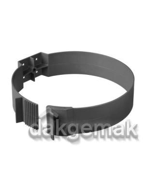 Aerfoam geïsoleerd leidingsysteem Beugel KS 150 grijs