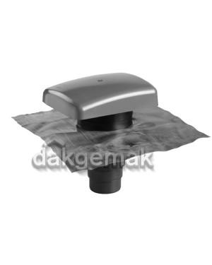 RVT 200 Ontluchtingspan Universeel grijs lood-blank