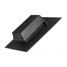 Rioolontluchtingspan Shingels - zwart