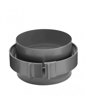 Koppelstuk geïsoleerd leidingsysteem - Ø125
