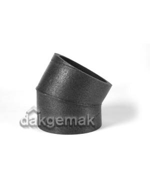 Aerfoam geïsoleerd leidingsysteem Bocht 30° EPE 180 grijs