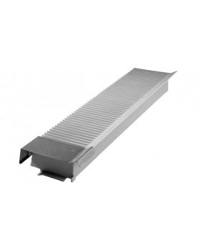 Isolatiesteen (WF) 500mm (incl. RVS koppelst. stv. ventilatie rooster)