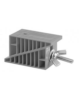 Isolatiesteen opvulblok (montagehulp)