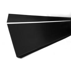 Spouwprofiel - Isolatiesteen - L 1500mm - zwart