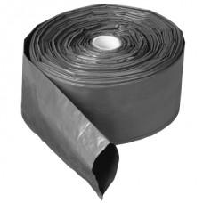 Flex.hemelwater afvoerslang Ø 80-100 mm - rol 25 meter - donkergroen