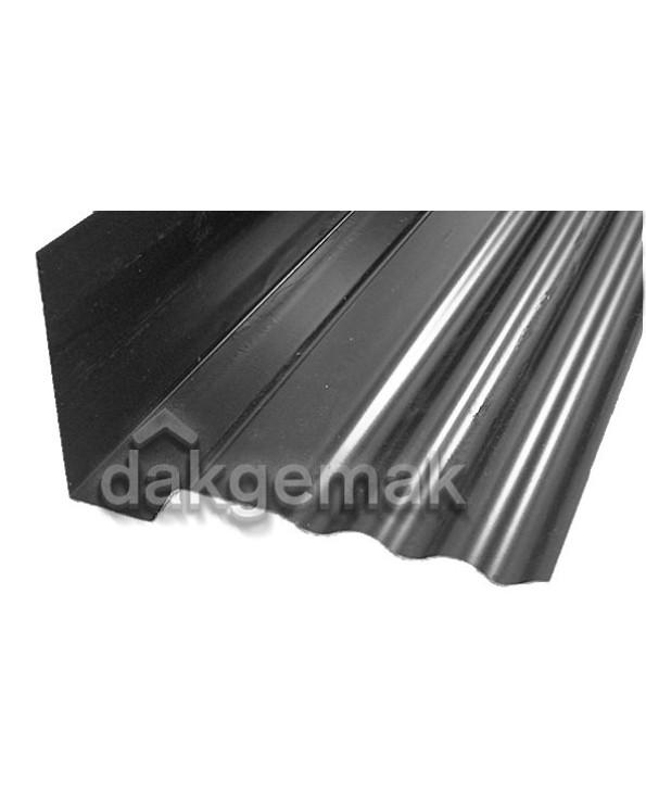 Verholen goot KS 180-100mm 1500mm zwart