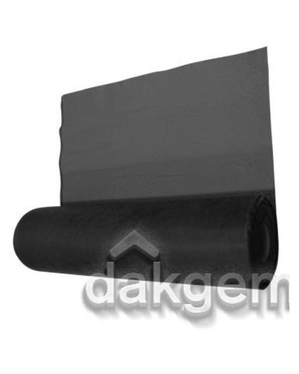 Kilgoot op rol ALU 650mm x 10m zwart