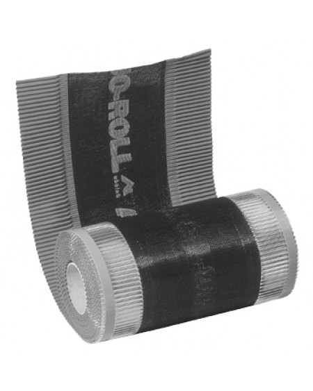 Airtec Duo-roll ondervorst zwart (rol à 5000x310mm)