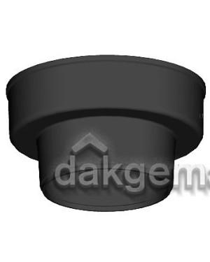 Aerfoam geïsoleerd leidingsysteem Verloop KS 180-125 zwart