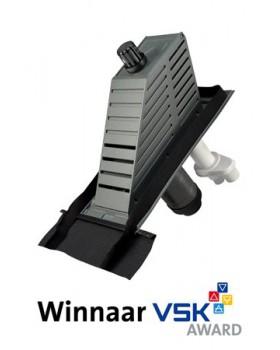 Kompakt Schoorsteen 2.0 - 15°-55° - RGA/LTV, MV/WTW ø150mm