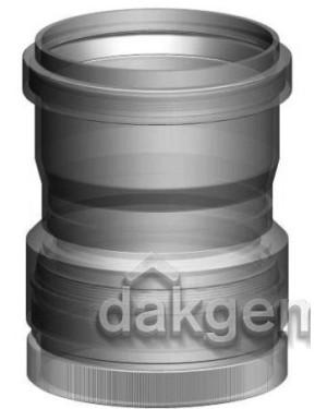 Koppelstuk - flex 110/mof Ø110 - PPTL