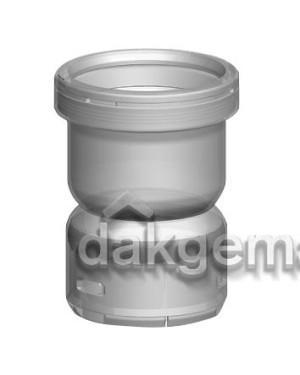 Koppelstuk - flex 50/mof Ø60 - PPTL