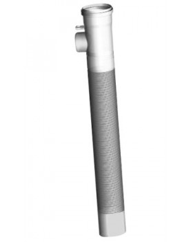 Etage T-stuk - Ø160-80