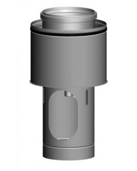 Eindstuk CLV -  Ø160/250 - PPTL/metaal