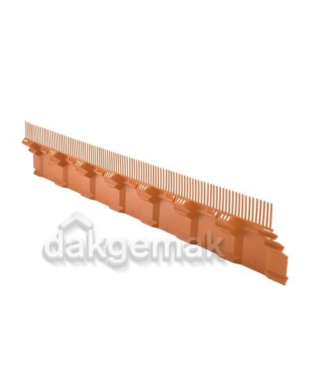 Airtec Combiprofiel 125mm x 1085mm terracotta