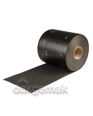 Ubiflex Standaard Loodvervanger 600mm x 6m zwart