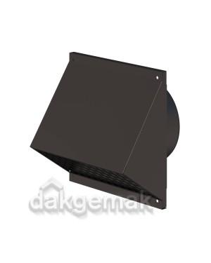 Aerfoam geïsoleerd leidingsysteem Gevelkap metaal 125 zwart