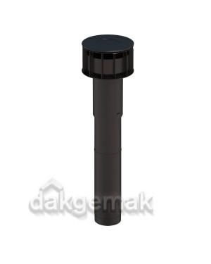 MultiVent Basis Dakdoorvoer 131 900mm zwart
