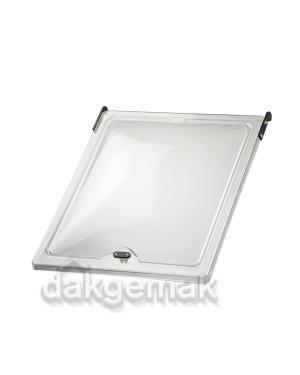 PE Bovenlicht Holle met uitzetter A2