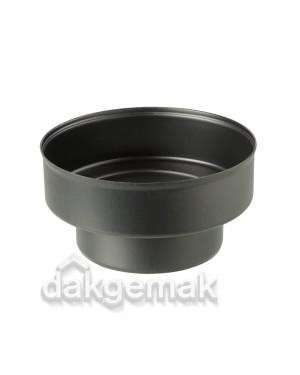 Aerfoam geïsoleerd leidingsysteem Verloop KS 180-150 zwart