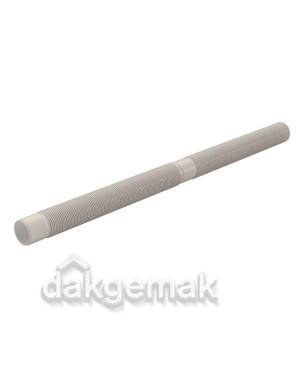 Rolux Flex Buis PP 80 12,5m transparant